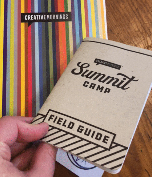 summit camp field guide book