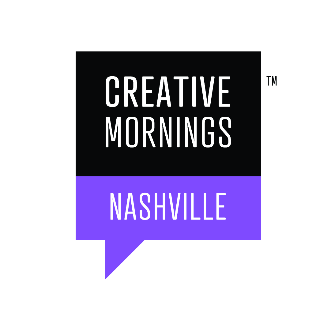 CreativeMornings Nashville logo