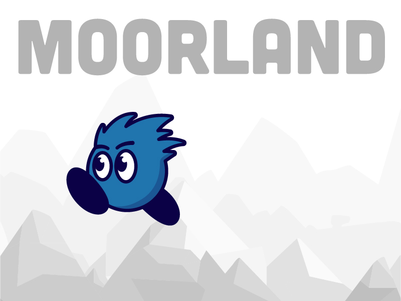 Moorland Splash Screen